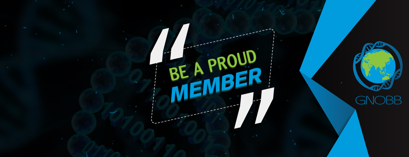 Be a proud member of GNOBB